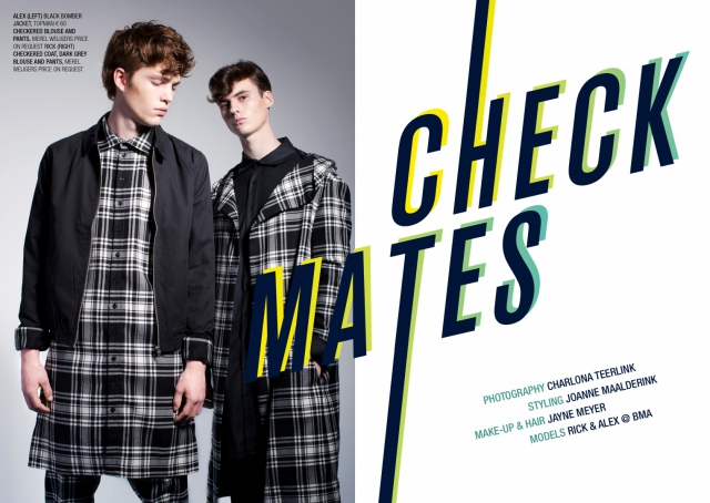 check mates Joanne Maalderink Styling