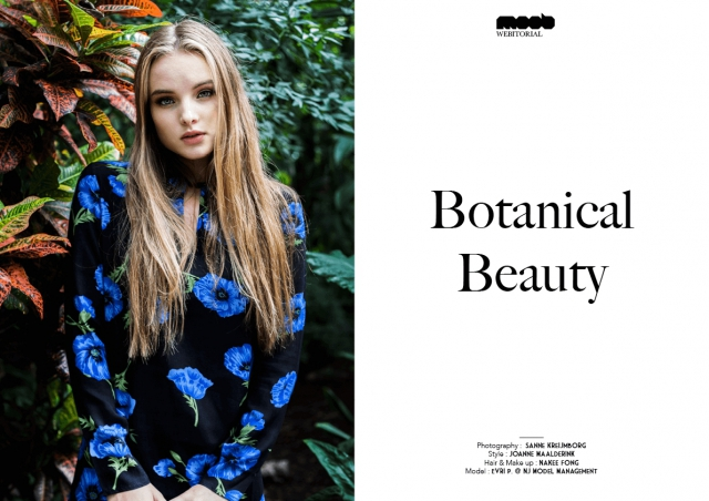 Botanical Beauty Joanne Maalderink styling